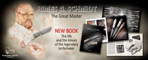 Schmidt Book Francesco Pacci Knife Book