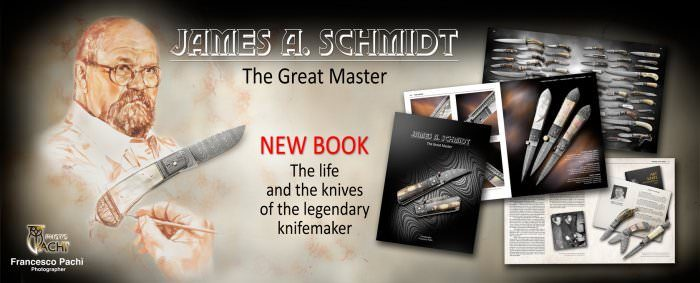 Schmidt Book Francesco Pacci Knife Book