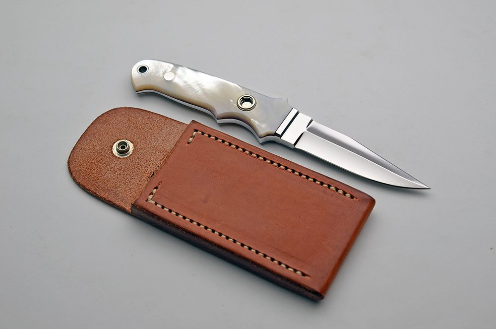 Fixed Blade with Holster