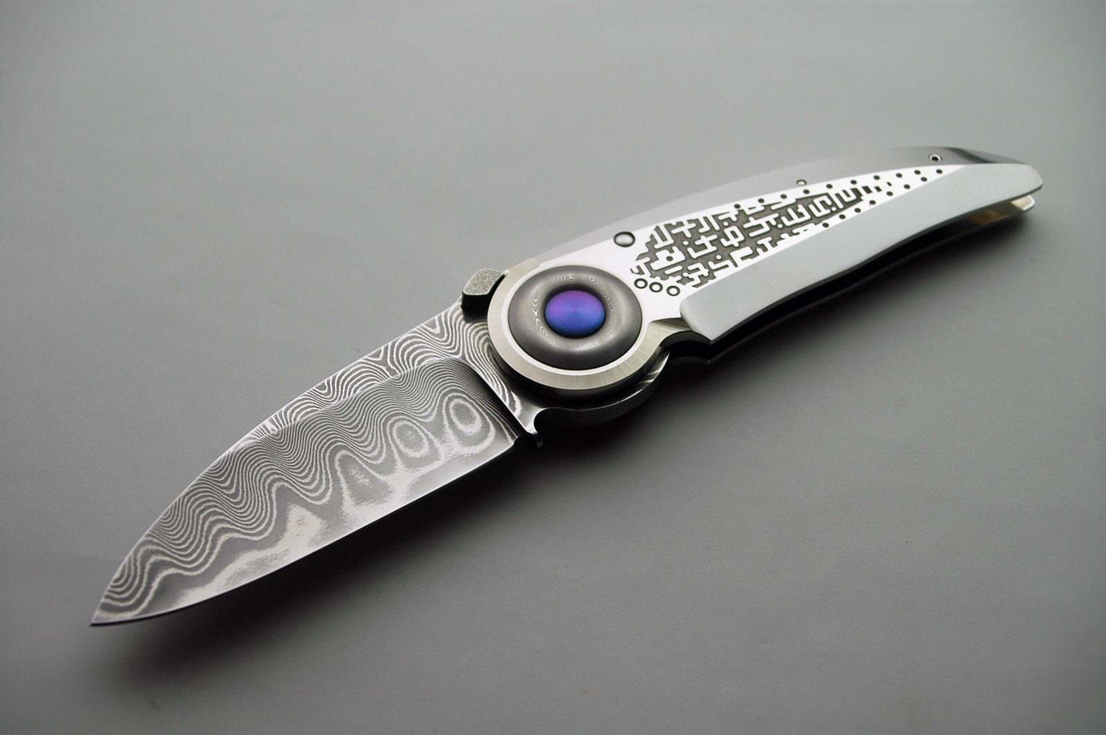 custom walker knives