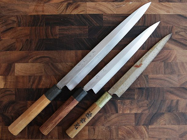 full tang knives