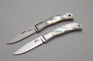 horn johnson custom knives