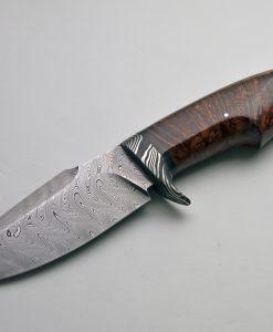 Claude Bouchonville BootKnife Hunter