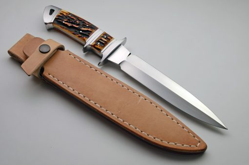 Dietmar Kressler/Ron Lake Collaboration Integral Stag Subhilt & Sheath