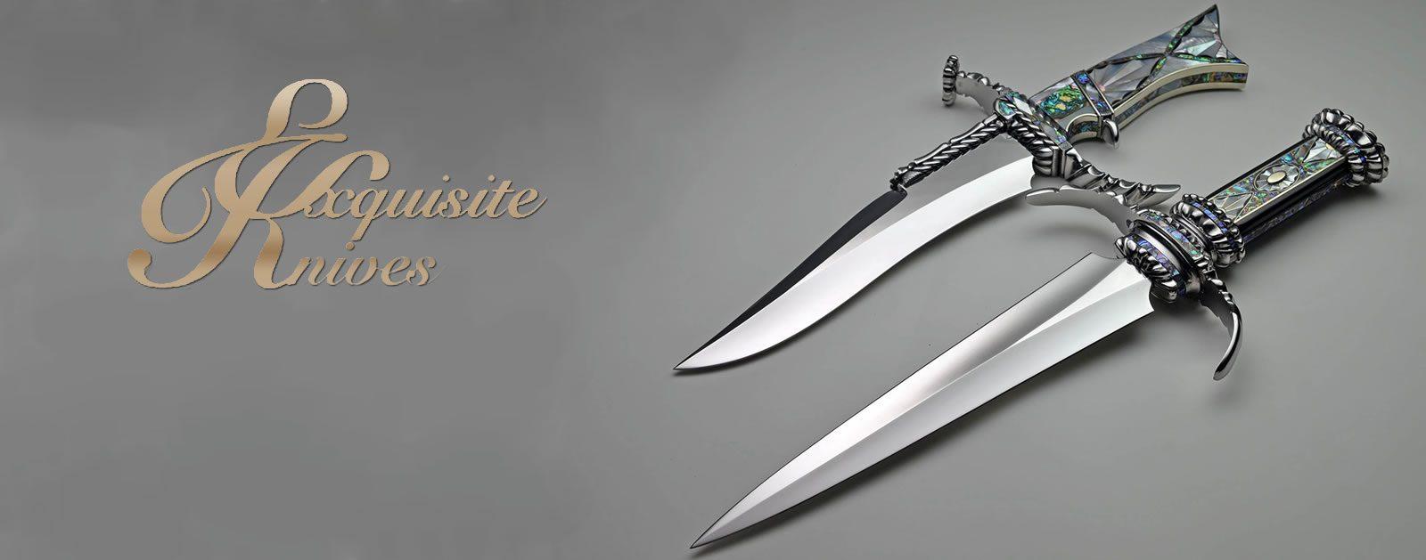 Rare Custom Knives - Custom Blades - Knives for Sale