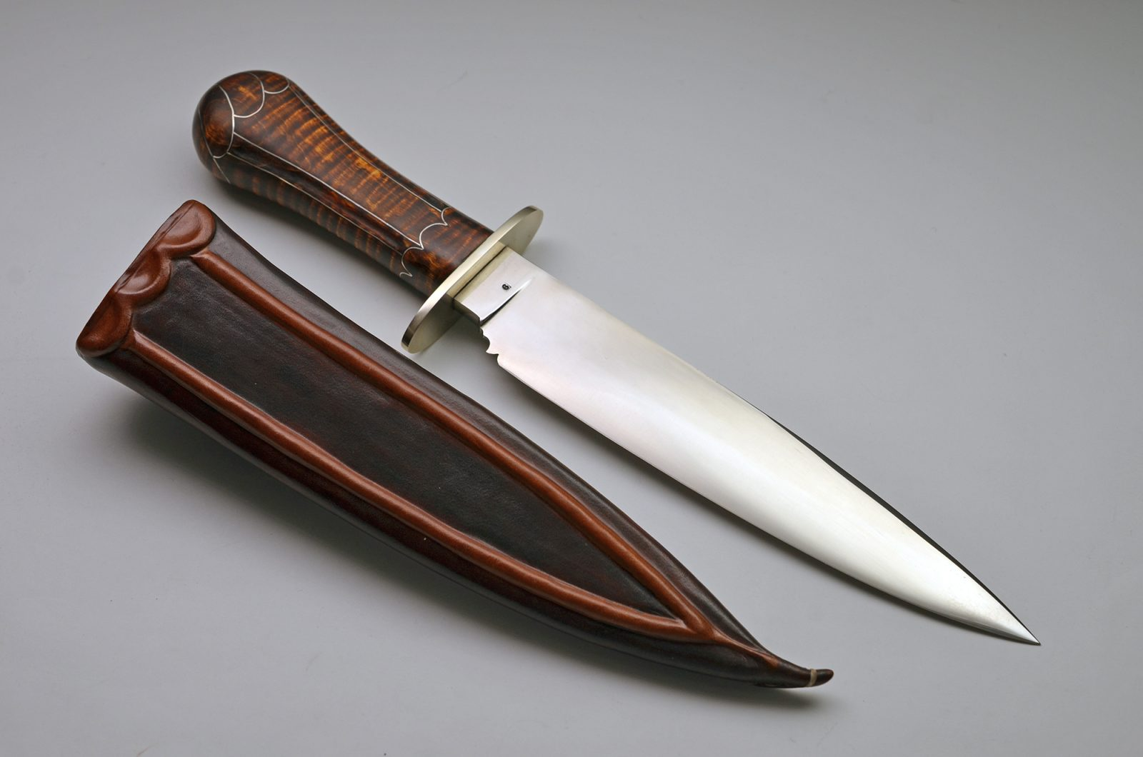 bill moran aki bowie knife